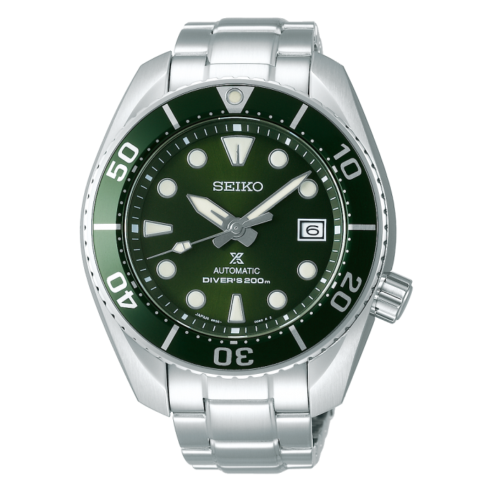 Seiko Prospex SRPB103J1 Sumo Verde