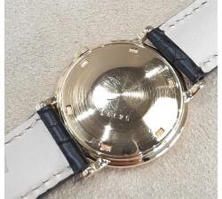 Orecchini cerchio diamanti Ct.0,12 in oro 18Kt