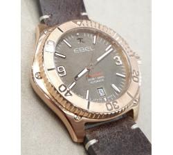 Ebel Discovery Bronze 1216471 Orologio bronzo automatic da uomo limited edition