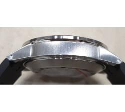 Bracciale rigido con smalto in argento 925