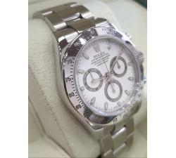 Rolex Daytona Ref. 116520 Ser. K Cream Dial Mark I Slim Hands