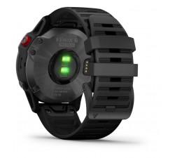 Garmin fēnix 6 Pro Solar Edition Slate Gray with Black Band 010-02410-15