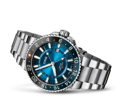 Oris Aquis Carysfort Reef GMT Limited Edition 01 798 7754 4185-Set MB
