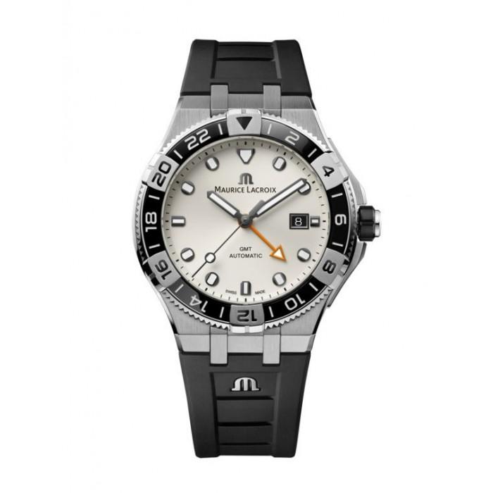 Maurice Lacroix AIKON Venturer GMT 43mm AI6158-SS001-130-2