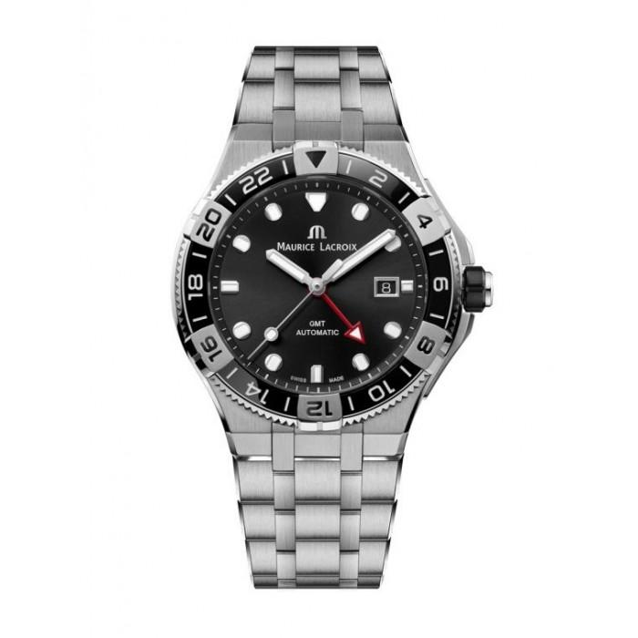 Maurice Lacroix AIKON Venturer GMT 43mm AI6158-SS002-330-1