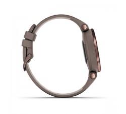Garmin Lunetta Dark Bronze, cassa Paloma e cinturino in pelle italiana 010-02384-B0
