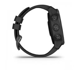 Garmin Descent Mk2S DLC grigio carbone con cinturino nero in silicone 010-02403-04
