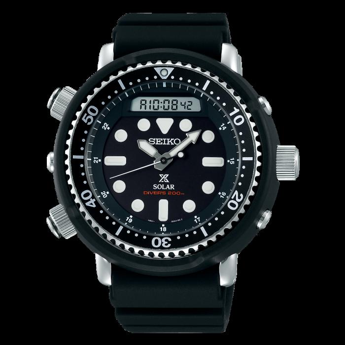 Seiko Prospex SNJ025P1 Tuna Arnie
