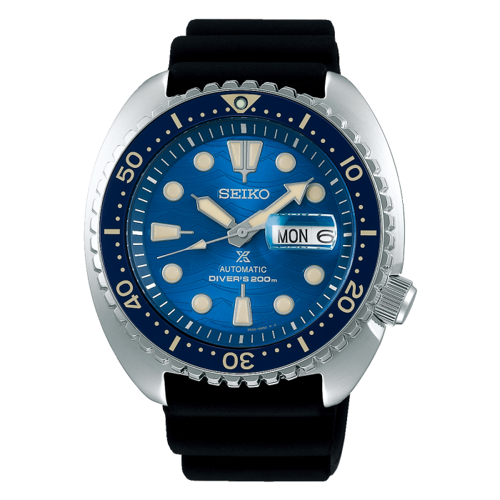 Seiko Prospex SRPE07K1 King Turtle Save the Ocean