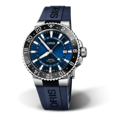 Oris Aquis GMT Date  01 798 7754 4135-07 4 24 65EB