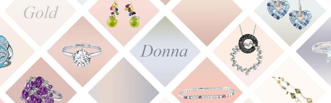 Gioielli Oro Donna